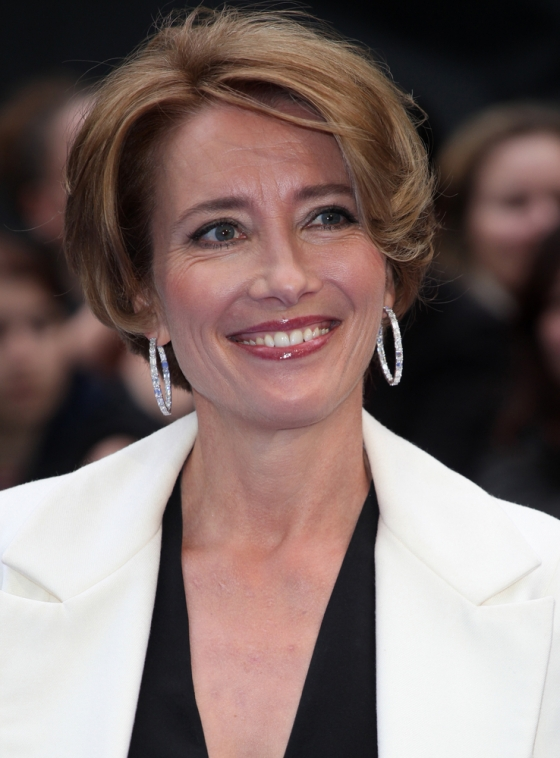 Actress Emma Thompson
