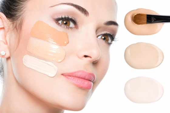 Choosing the right makeup for your skin tone