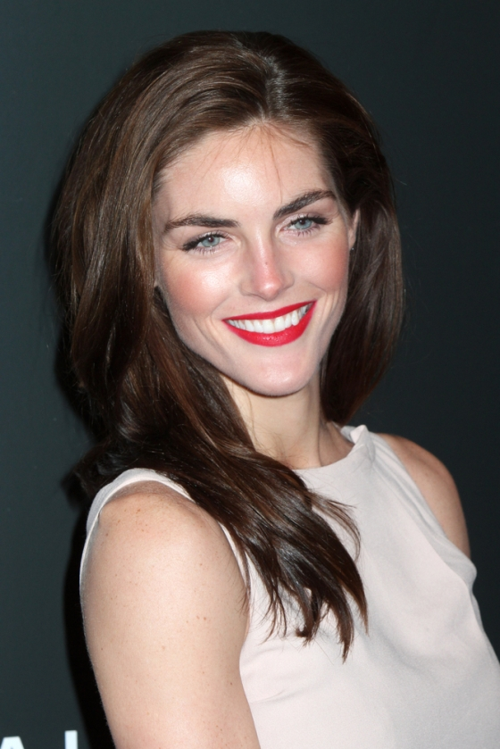 Model Hilary Rhoda