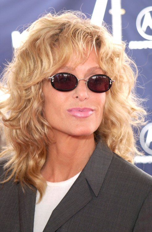 Actress Farrah Fawcett at the 15th Annual IFP/West Independent Spirit Awards.