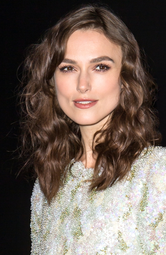 actress Keira Knightley