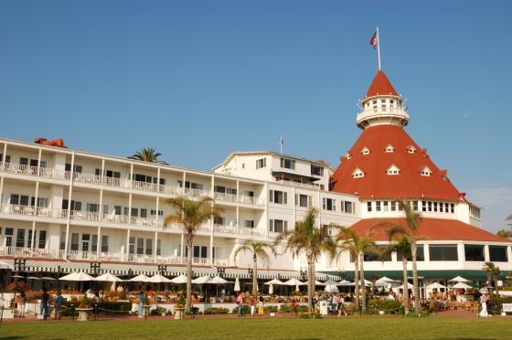 Hotel Del Coronado.