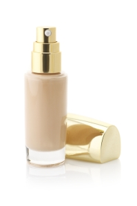 Liquid foundation.