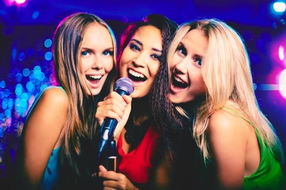 Karaoke.