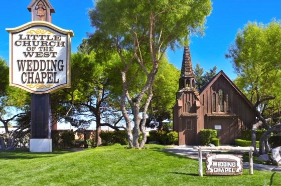 Little Church of the West, Las Vegas, USA