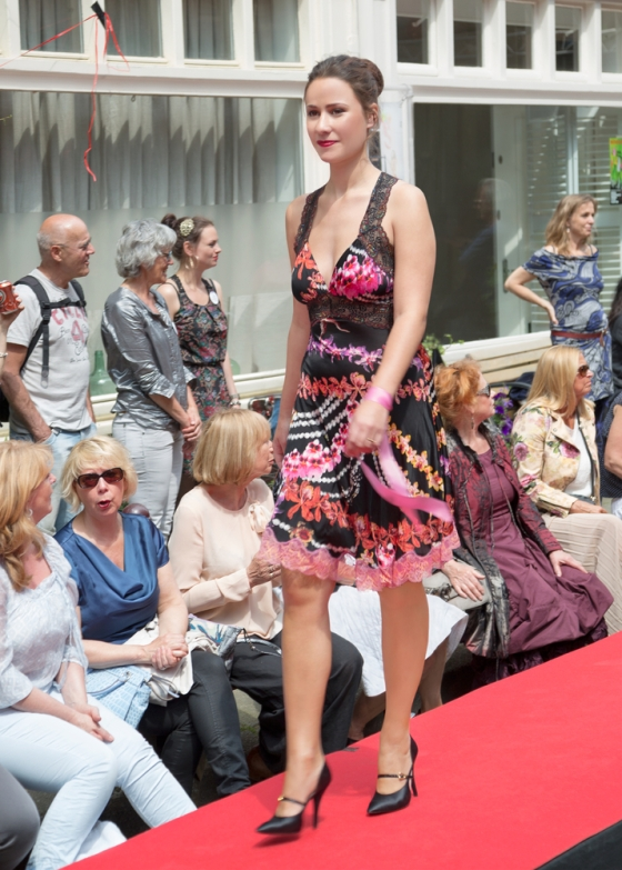 Fashion Show in Amsterdam