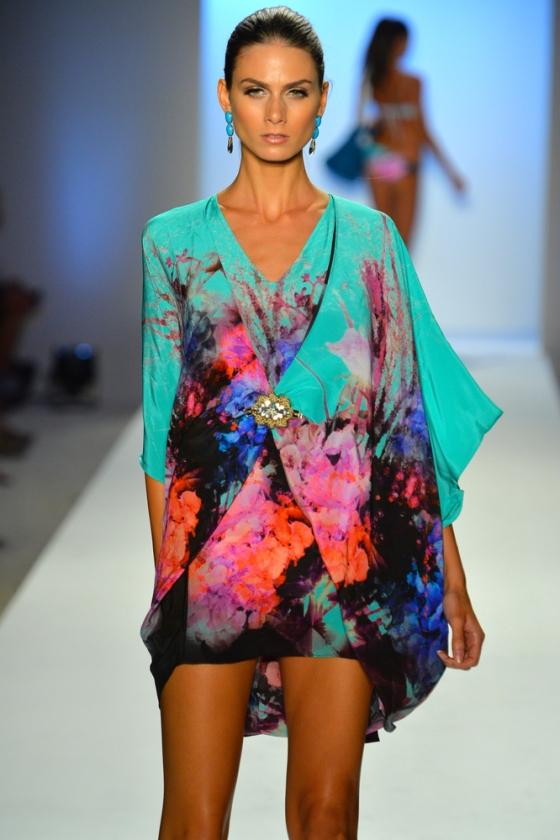 Polynesian inspired fashion