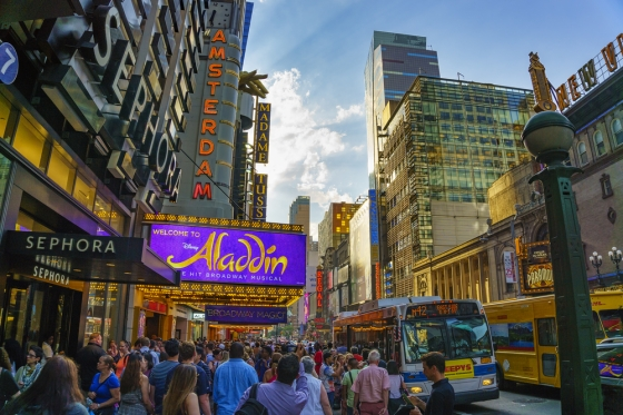 Broadway Show Signs