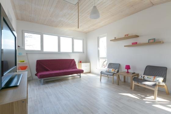 Minimalistic room