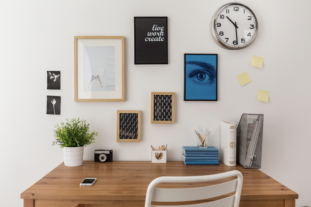 While Clearing Everything Off Of Your Desk May Seem Like A Frightening  Prospect, This Can Really Help You To Work Out Exactly What You Need, ...