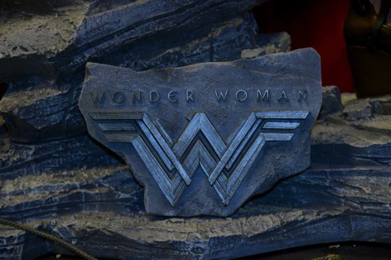 Wonder Woman film logo